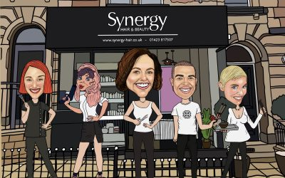 JOIN THE SYNERGY HAIR SOCIETY